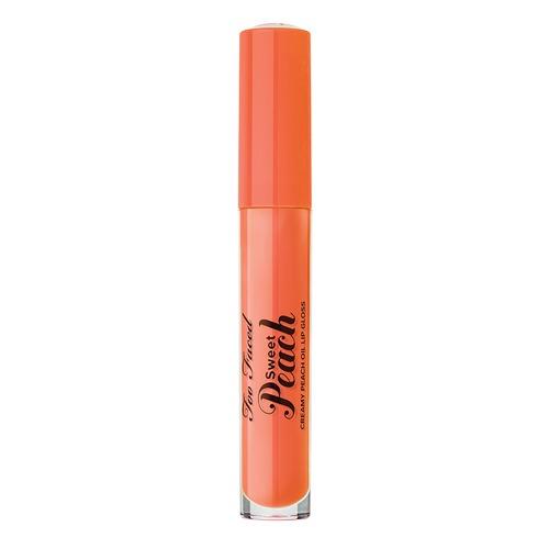 Peach Oil Lip Gloss