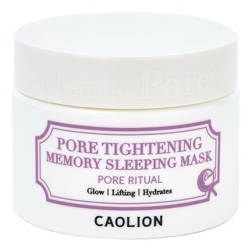 Pore Tightening Memory Sleeping Mask