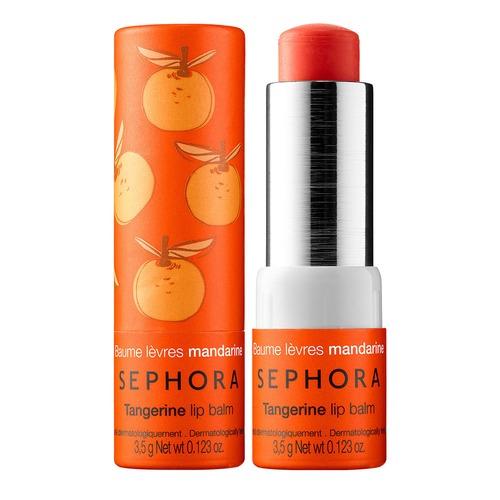 Colorful Lip Balms   Tangerine
