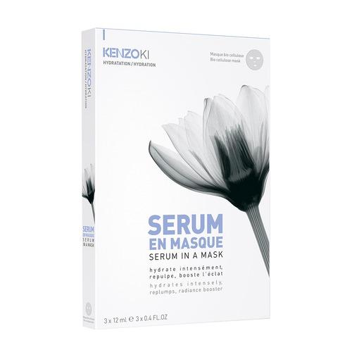 Lotus Serum In A Mask