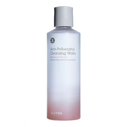 Anti Polluaging Cleansing Water Himalayan Pink Salt