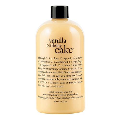 Shampoo, Shower Gel & Bubble Bath