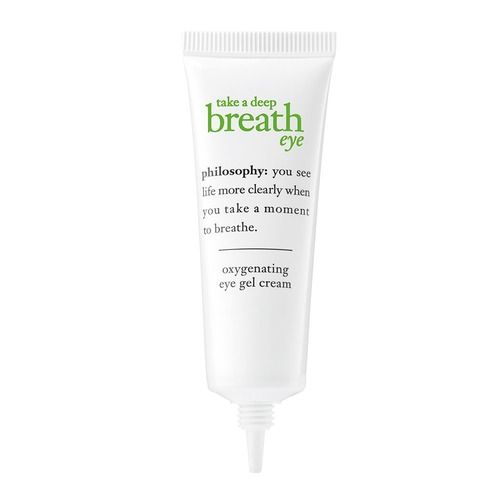 Take A Deep Breath Oxygenating Eye Gel Cream