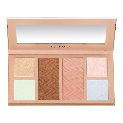 Holiday 2017 Snow Glow   Face Palette (Limited Edition)