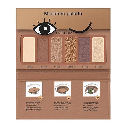Miniature Eyeshadow Palette