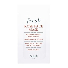 Rose Face Mask, 4ml Sachet