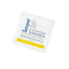 Everyday Sunscreen With Sunflower Extract Spf 50, Sachet