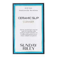 Ceramic Slip Cleanser, Sachet