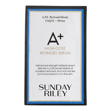 A+ High Dose Retinoid Serum, Sachet
