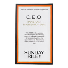 C.E.O. Rapid Flash Brightening Serum, Sachet