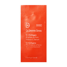 C+Collagen Brighten + Firm Serum, Sachet
