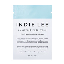 Purifying Face Wash  3ml., Sachet