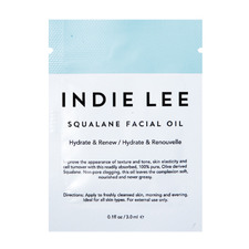 Squalane Facial Oil 3ml.,  Sachet