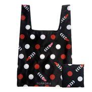 Reusable Bag (Polka Dot Lipstick)