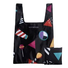 Reusable Bag (Retro Black)