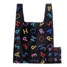 Reusable Bag (Sephora Text Colourful)